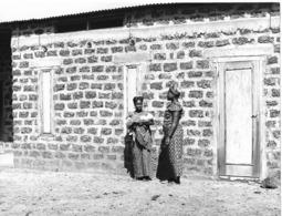 Photo Haute Volta (Burkina Faso) 1980. La Maternité Du Village. Photo Du Père Gust Beeckmans - Africa