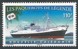 Nouvelle-Calédonie 2016 - Les Paquebots De Légende : Le Calédonien - Neukaledonien