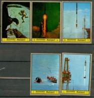 Ajman Manama 1972 Mi#1094-1098 (BAD 1097)MNH Cv 4eur Space - Asia