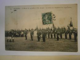 Orléans La Revue Du 14 Juillet à L'Ille Arrault Loiret 45,voyagée 1911, Trèsbel état,pas Commun - Orleans