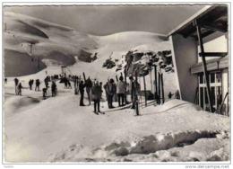 Carte Postale 64. Arette  Station De Sports D'hiver De La Pierre St-Martin La Gare Du Téléphérique Trés Beau Plan - France