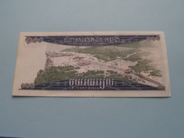 Cent RIELS ( 706839 ) Banque Nationale Du Cambodge ( Voir Photo Pour Détail Svp / For Grade, Please See Photo ) ! - Cambodge