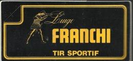 Autocollant - Luigi Franchi - Tir Sportif - Autocollants