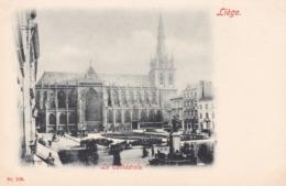 Liege La Cathedrale - Liege