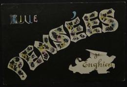 ENGHIEN / MILLE PENSEES DE ENGHIEN / 1906 - Enghien - Edingen