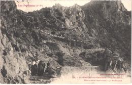 FR66 SAINT MARTIN DU CANIGOU - Labouche 34 - Pèlerinage Gravissant La Montagne - Animée - Belle - Autres Communes