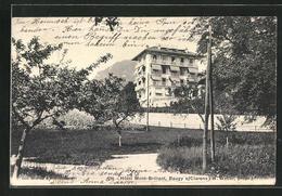 AK Baugy S/Clarens, Hôtel Mont-Brillant - VD Vaud