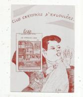 Cp, Bourses & Salons De Collections, 3 E Salon De La Carte Postale,1983 ,ANGOULEME.. - Bourses & Salons De Collections