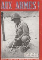 Rare Revue Aux Armes N°5 Février 1945 - 1939-45