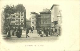 42  SAINT ETIENNE - PLACE DU PEUPLE (ref 6081) - Saint Etienne