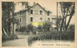 50 Carolles-Plage, Hotel De La Plage, Visuel Pas Courant - Other Municipalities