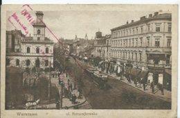 POLOGNE - WARSZAWA - Polonia