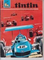 Journal De Tintin N°1055 - Cubitus - Luc Orient - Michel Vaillant - Indésirable Désiré - Howard Flynn - Chlorophylle - Tintin
