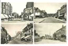 Lot 28 CPSM (14x8,5 ) France  Animées,villages Et Petites Villes  Voir Scans - Postales