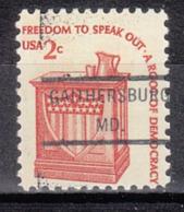 USA Precancel Vorausentwertung Preo, Locals Maryland, Gaithersburg 807 - Vereinigte Staaten