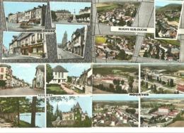 Lot 12 CPSM Multivues  France Petites Villes (voir Scans) - Cartes Postales