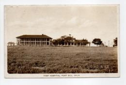 - CPA FORT SILL (Etats-Unis) - POST HOSPITAL 1917 - - Etats-Unis
