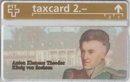 SUISSE - PHONE CARD - TAXCARD-PRIVÉE ***  ROI - KÖNIG - KING / 15 *** - Schweiz