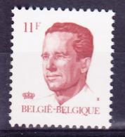 BELGIQUE COB 2085P5a EPACAR **,  (4TJ21-1) - 1981-1990 Velghe