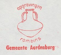 Meter Cover Netherlands 1981 Rman Vase - Roman Excavations - Archeologie