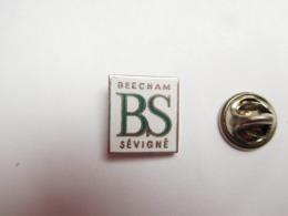 Beau Pin's En EGF , Médical , Laboratoires Beecham Sévigné - Médical