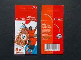 PAYS BAS -  Carnets   N° C 1759   / Pb 60 Football  Années 2000   Neuf XX  - Voir Photo  ( 13 ) - Carnets Et Roulettes