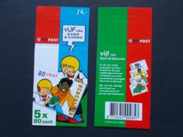 PAYS BAS -  Carnets   N° C 1792   / Pb 62 Bandes Dessinées  Années 2000   Neuf XX  - Voir Photo  ( 15 ) - Postzegelboekjes En Roltandingzegels