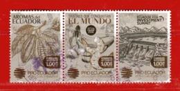 (Us3) Ecuador °- 2016 - PRO EQUADOR .  -  Used. - Ecuador