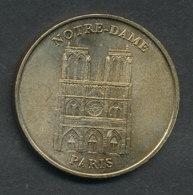 Millénnium 2001 - Notre-Dame De Paris - Monnaie De Paris