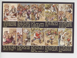 Le Petit Poucet (Charles Perrault) N°589/4 Lyna - Fairy Tales, Popular Stories & Legends