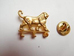 Beau Pin's En Relief , Médical  , Laboratoires Leo , Lion - Médical