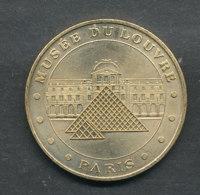 Millénnium 2001 - Musée Du Louvre - Paris - Monnaie De Paris
