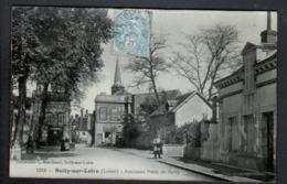 45, Sully Sur Loire, Carte Glacée, Ancienne Porte De Berry - Sully Sur Loire