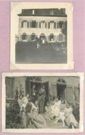 GRUCHET LE VALASSE (seine Maritime) - Propriété à Identifier (photos En 1922 Format  8,5cm X 6,2cm) - Plaatsen
