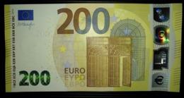 200 EURO U003G2 France Serie UB Ch06 Draghi Perfect UNC - EURO