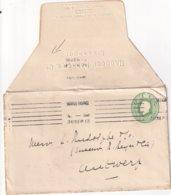 GRANDE-BRETAGNE 1913    ENTIER POSTAL/GANZSACHE/POSTAL STATIONERY LETTRE DE LIVERPOOL - Entiers Postaux