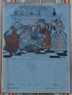 Ancien Protege Cahier D'Ecole CENDRILLON Illustrateur - Protège-cahiers