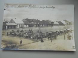 POLOGNE RYNEK M. IRENA DEBLINIE PRZY TWIERDZY CARTE PHOTO - Polen