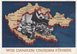 ALLEMAGNE 1938    ENTIER POSTAL/GANZSACHE/POSTAL STATIONERY CARTE DE PROPAGANDE DE STUTTGART - Stamped Stationery