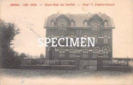 Grand Hôtel Des Famille Prop Libeuton-Denayer -  Genval - Les -eaux - Rixensart