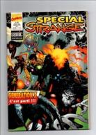 Spécial Strange N°106 Génération X Troisième Genèse - Sketchbook Génération X - X-Men La Quête De Légion 1996 - Special Strange