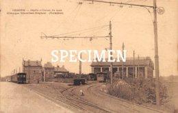 Dépôts Et Usines Du Tram électrique Schaerbeek-Dieghem Terminus - Diegem - Diegem