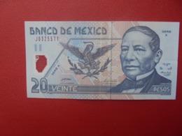 MEXIQUE 20 PESOS 2005 CIRCULER (B.8) - Mexico