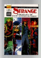 Strange N°300 Les Vengeurs - Iron Man - Vengeur Un Jour Vengeur Toujours De 1994 - Strange