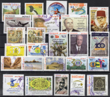 Used Stamps Of Year 2018 // Timbres Oblitérés De 2018 - Tunisie (1956-...)