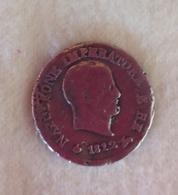 Piéce De 10.soldi Napoleone Imperator 1812 - Napoleonic