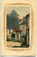 -77-SEINE Et MARNE - MONTIGNY -sur-LOING - L'Eglise Et Le Presbytere - Autres Communes