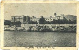 14334 - Palermo - Grand Hotel - Villa Igea - Palermo