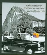 Gibraltar: 2004   50th Anniv Of Visit Of Queen  M/S   MNH - Gibilterra
