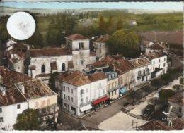 24 - Très Belle Carte Postale Semi Moderne Dentelée De  LISLE Vue Aérienne - Other Municipalities